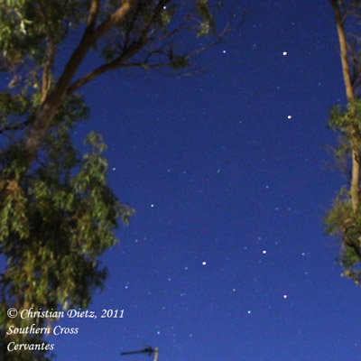 Southern Cross - Cervantes - Western Australia - 2011