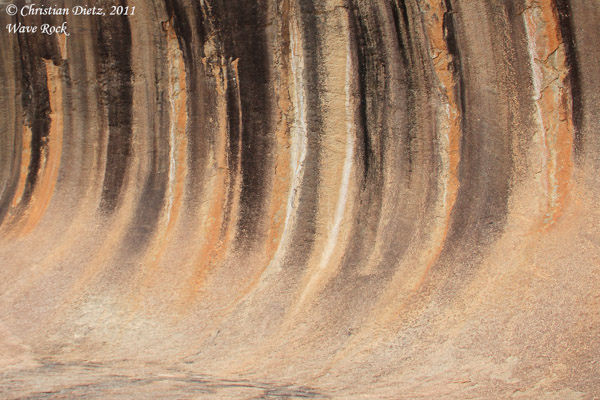 Wave Rock - Hyden Rock