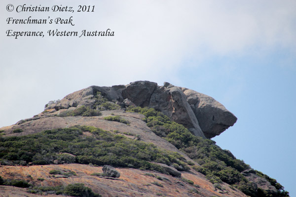 Frenchman's Peak - Cape Le Grand - Western Australia - 2011
