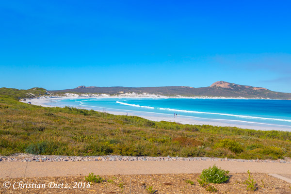 Lucky Bay - Cape Le Grand - Western Australia - 2018