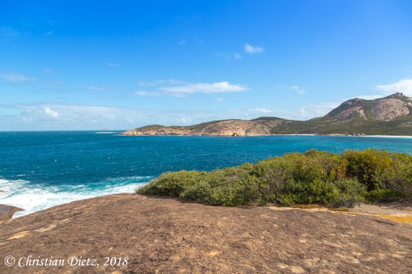 Thistle Cove - Cape Le Grand - Western Australia - 2018
